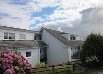 Thumbnail 2 bed flat for sale in Boskenza Court, Carbis Bay, St. Ives