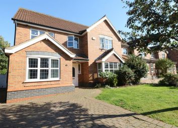 Thumbnail 6 bed detached house for sale in Burgon Crescent, Winterton, Scunthorpe