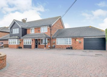 Ratcliffe Highway, St. Mary Hoo, Rochester, Kent ME3. 4 bed detached house for sale