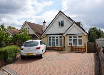 Thumbnail 4 bed detached house for sale in Green Lane, St. Albans