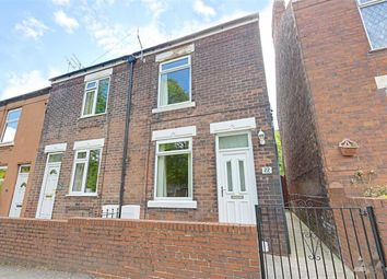 Thumbnail 3 bedroom end terrace house for sale in Top Road, Calow, Chesterfield, Derbyshire