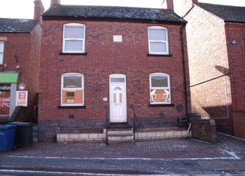 Thumbnail 1 bed flat to rent in Tamworth Road, Amington, Tamworth, Staffordshire