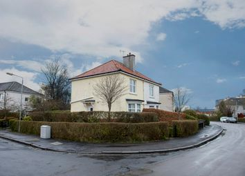 Thumbnail 2 bed semi-detached house for sale in Dunterlie Avenue, Glasgow