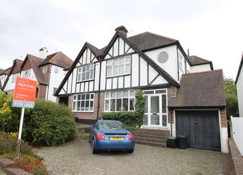 Thumbnail 3 bed semi-detached house for sale in Petts Wood Road, Petts Wood