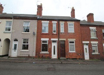 Thumbnail 2 bedroom terraced house for sale in Lynncroft, Eastwood, Nottingham