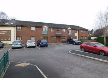 Thumbnail 1 bed flat for sale in Manston Lodge, Hampstead Drive, Stockport