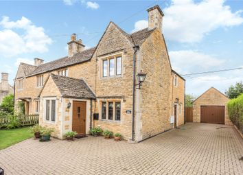 Thumbnail 3 bed semi-detached house for sale in Moore Road, Bourton-On-The-Water, Cheltenham, Gloucestershire