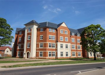 Thumbnail 1 bed flat for sale in Smith House, Burke Place, Wellesley, Aldershot