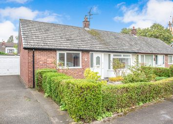 Thumbnail 2 bed bungalow for sale in Moorhey Crescent, Penwortham, Preston
