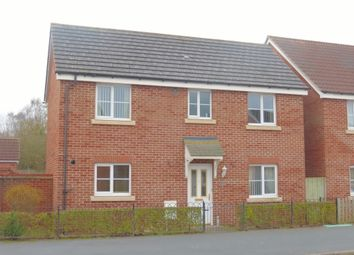 Thumbnail 3 bed detached house for sale in Bullingham Lane, Hereford