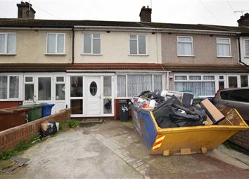 Thumbnail 3 bed terraced house to rent in Palmerston Road, Grays, Essex