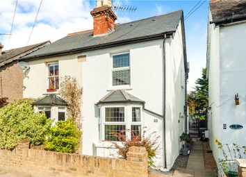 2 bed semi-detached house for sale in Willow Cottages, Off Hounslow Road, Hanworth, Feltham TW13