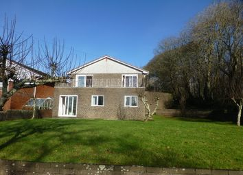 Thumbnail 4 bed detached house to rent in Cross Park, Brixton, Plymouth