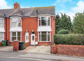 Thumbnail 4 bed end terrace house for sale in Newstead Road, Weymouth