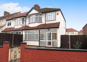 3 bed end terrace house for sale in Mount Pleasant, Wembley, Middlesex HA0