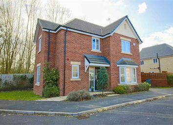 Thumbnail 4 bed detached house for sale in Elm Close, Whalley, Lancashire