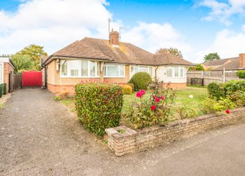 Thumbnail 2 bed semi-detached bungalow for sale in George Street, Clapham, Bedford