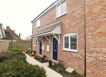 Thumbnail 2 bed mews house for sale in Mariners Mews, Trimley St Mary