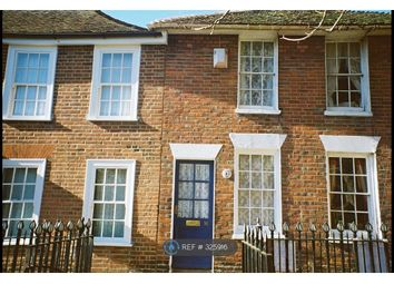 Thumbnail 1 bed terraced house to rent in Church Yard, Ashford (Kent)