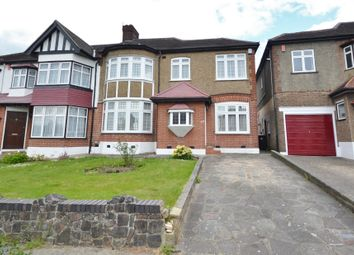Thumbnail 4 bedroom semi-detached house to rent in Langside Crescent, Southgate