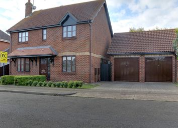Thumbnail 4 bed detached house for sale in Churchfields, Shoeburyness, Southend-On-Sea