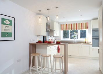 "Thumbnail 4 bedroom detached house for sale in ""Hollandswood"" at Arrowe Park Road, Upton, Wirral"