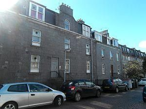 Thumbnail 3 bed flat to rent in Jute Street, Old Aberdeen