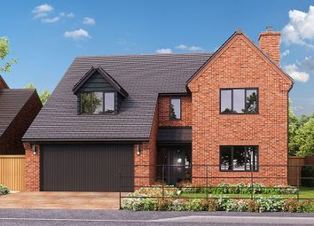 Thumbnail 5 bed detached house for sale in Haughton Lane, Morville, Bridgnorth, Shropshire