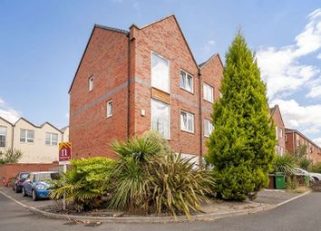 Thumbnail 3 bed terraced house for sale in Caxton Road, Carrington Point, Nottingham