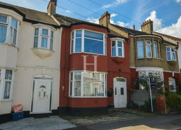 Thumbnail 3 bedroom terraced house for sale in Quebec Avenue, Southend-On-Sea, Essex