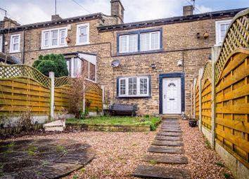 Thumbnail 2 bed cottage for sale in Mount Pleasant, Brighouse