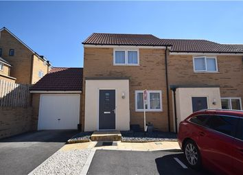 Thumbnail 2 bedroom end terrace house for sale in Hawthorn Way, Emersons Green, Bristol