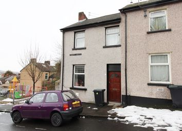 Thumbnail 3 bed terraced house for sale in Beaufort Terrace, Baneswell, Newport