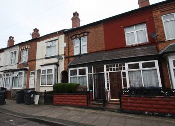 Thumbnail 3 bed terraced house for sale in Uplands Road, Birmingham