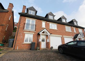 Thumbnail 4 bed semi-detached house for sale in Priory Close, Consett