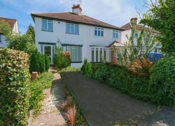Thumbnail 3 bed semi-detached house for sale in Salisbury Road, Banstead