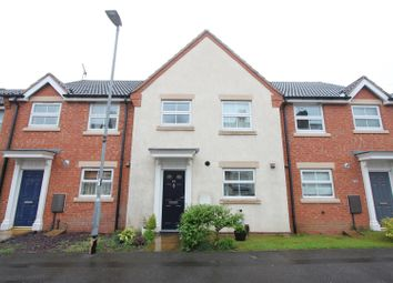Thumbnail 3 bed town house for sale in Hurst Road, Earl Shilton, Leicester
