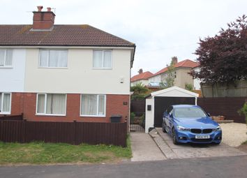Thumbnail 3 bed semi-detached house for sale in West Parade, Sea Mills, Bristol