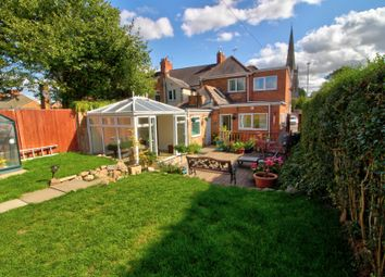 Thumbnail 4 bed detached house for sale in High Street, Whetstone, Leicester