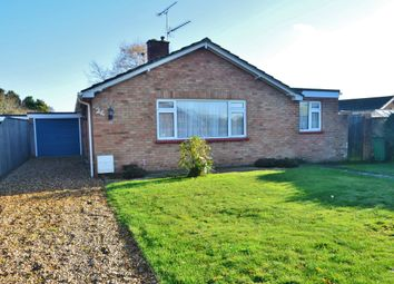 Thumbnail 3 bed detached bungalow for sale in Guston Gardens, Kirton, Ipswich