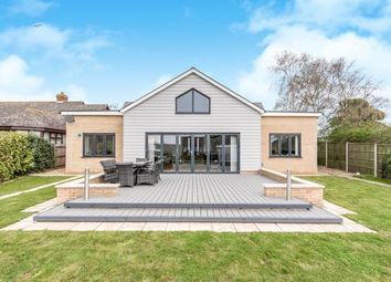 Thumbnail 5 bed bungalow for sale in Hadleigh, Ipswich, Suffolk