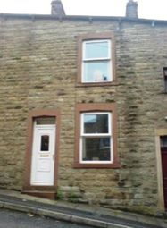Thumbnail 2 bedroom terraced house to rent in East Street, Rawtenstall, Rossendale