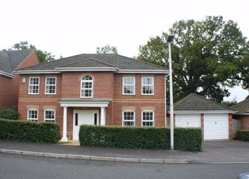 Thumbnail 4 bedroom detached house to rent in Woodavon Gardens, Thatcham