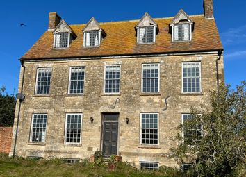 Thumbnail Detached house for sale in Manor Farm, Lenborough, Buckingham
