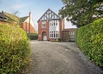 Thumbnail 4 bedroom detached house for sale in Bilton Road, Rugby