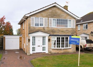 Thumbnail 3 bed detached house for sale in Stillington Road, Huby, York