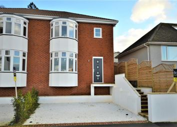 3 bed semi-detached house for sale in Masey Road, Exmouth, Devon EX8
