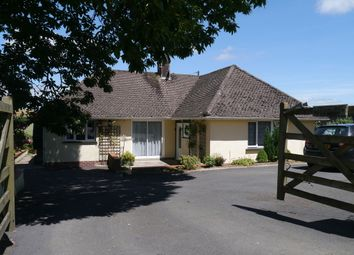Thumbnail 2 bed detached bungalow for sale in Queens Nympton, South Molton