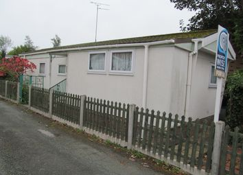 Thumbnail 1 bed mobile/park home for sale in Caravan, Station Road, Wolverhampton