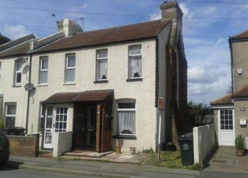 Thumbnail 3 bed end terrace house to rent in Carlisle Road, Dartford, Kent
